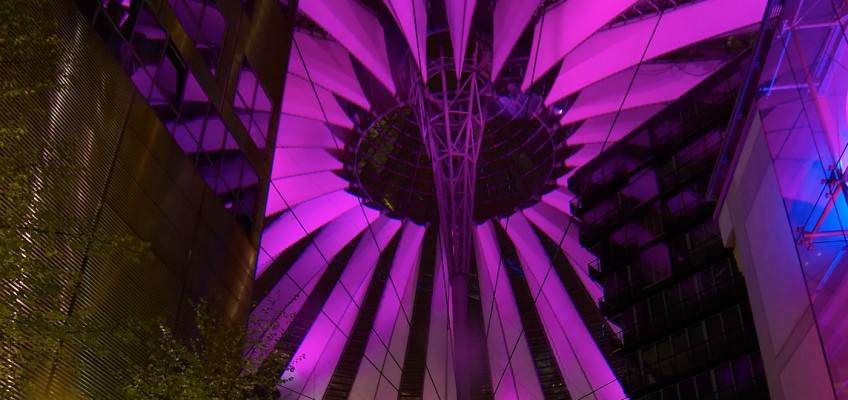 Sony Center – Berlin