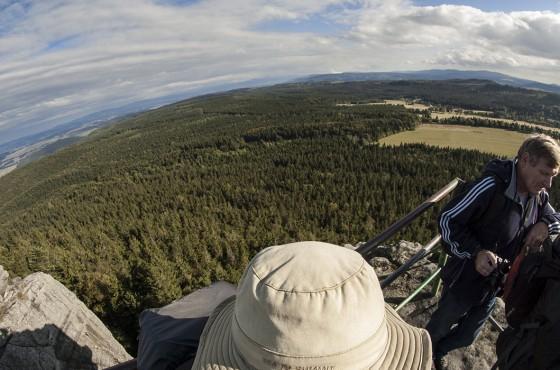 Fotospacery z Panasonic w Górach Stołowych